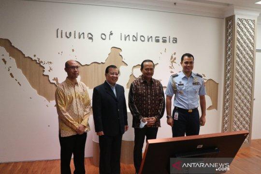 Temasek Singapura bantu cairan pembersih tangan untuk TNI