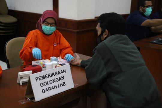 PMI gencarkan kegiatan donor darah jelang HUT DKI