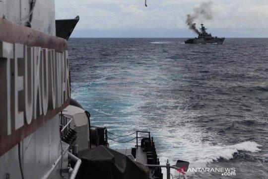 TNI AL kirim kapal perang dalam Bilateral Patkor Indindo-35/20