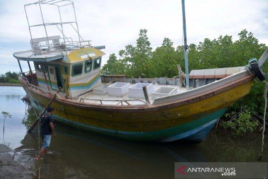 Penemuan kapal Sri Lanka tanpa ABK