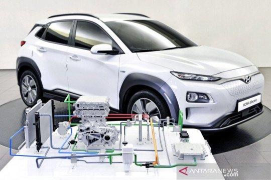 Pemerintah pastikan pengembangan kendaraan listrik terus jalan