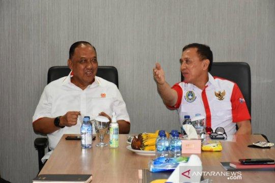 Ketua umum KONI Pusat dukung PSSI gelar kembali liga
