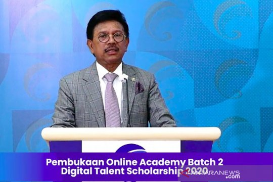 "Kominfo buka program ""Digital Talent Scholarship"" 2020"