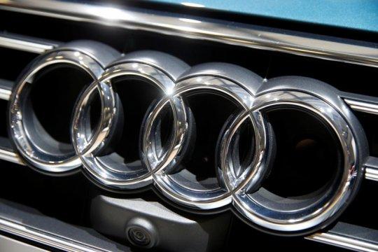 Audi bantah terlilit utang, pabrik di Meksiko tetap beroperasi