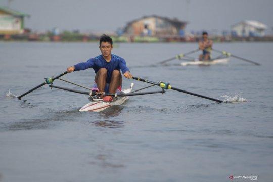 7 pedayung Indonesia ikuti prakualifikasi Olimpiade di Tokyo