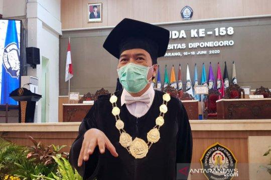 Pegawai meninggal positif COVID, Fakultas Hukum Undip berlakukan WFH