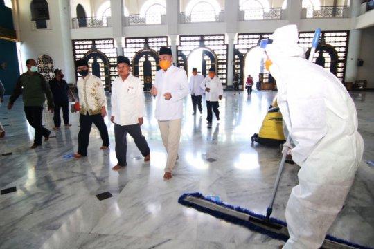 JK: Masjid Al Akbar jadi percontohan tempat ibadah era normal baru