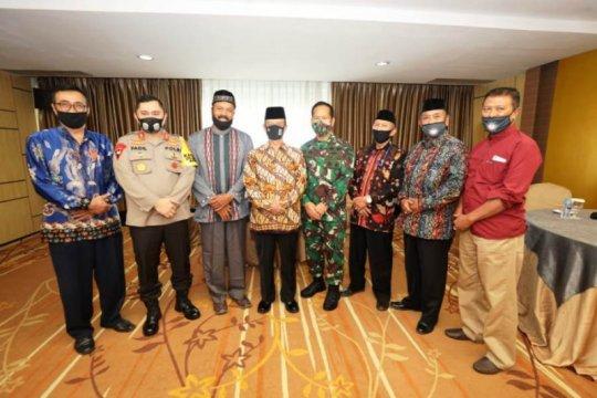 Kapolda Jatim minta pimpinan PSHT jadi kesatria juru damai