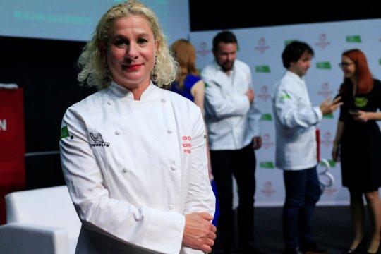 Restoran Slovenia dengan menu unik dapatkan bintang Michelin