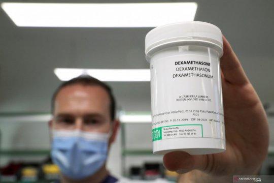 """Dexamethasone"" disebut ampuh sembuhkan COVID-19, apa itu?"
