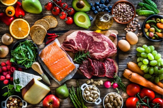 Cara diet seimbang di tengah pandemi