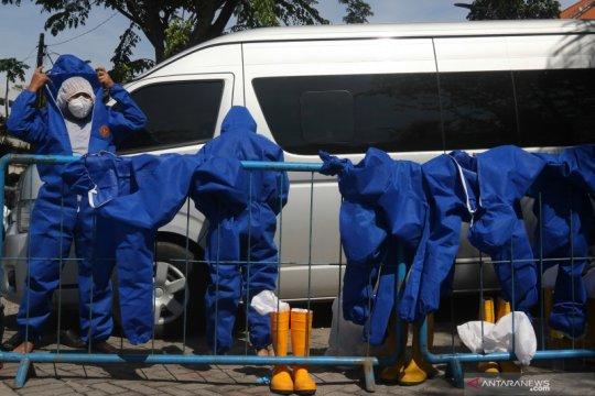 Khofifah bentuk tim khusus kendalikan COVID-19 di Surabaya Raya