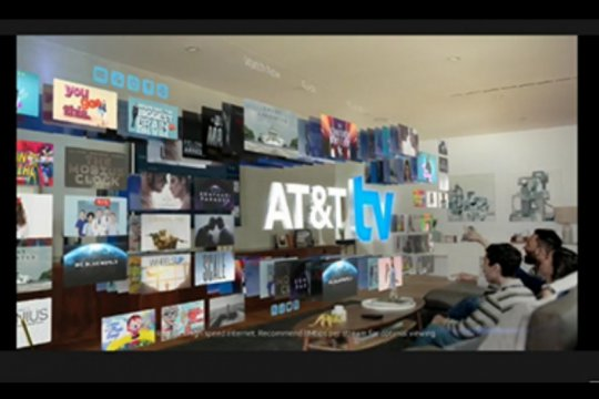AT&T pangkas 3.400 pekerja