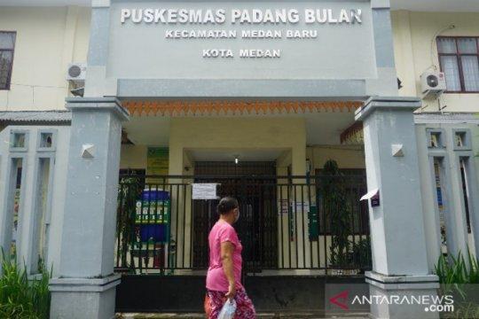 Pegawai positif COVID-19, Puskesmas Padang Bulan Medan ditutup