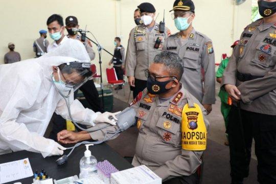 Kapolda Sumut: Aksi donor darah tetap mematuhi protokol kesehatan