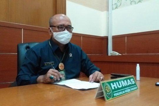 Empat pegawai PN Surabaya reaktif tes cepat COVID-19