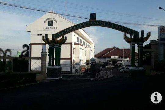 Kejati Lampung masih hentikan tangani perkara pidsus karena COVID-19