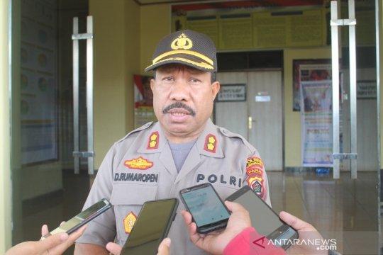 Polres Jayawijaya Papua masih mencari 598 sepeda motor curian