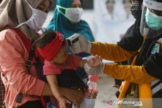 129 warga Sulteng sembuh dari COVID-19, 39 orang masih dirawat
