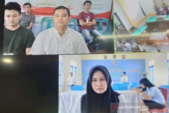 Terdakwa Zuraida pembunuh hakim PN Medan minta keringanan hukuman