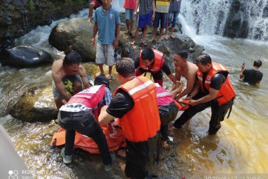 Dua remaja tewas tenggelam di Sungai Cigunung Sukabumi