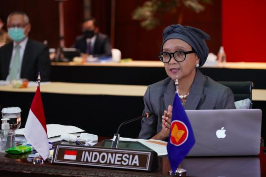 Indonesia dorong kerja sama ASEAN-Rusia kembangkan vaksin COVID-19