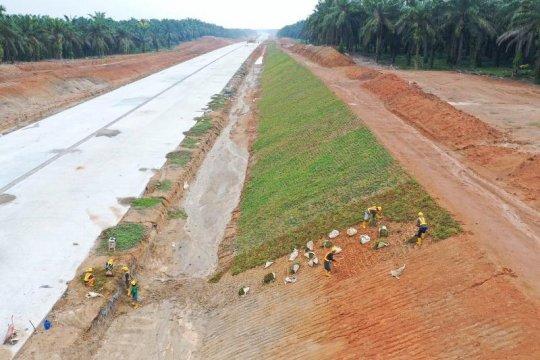 Tol Kuala Tanjung-Parapat dibangun, permudah akses Medan ke Danau Toba