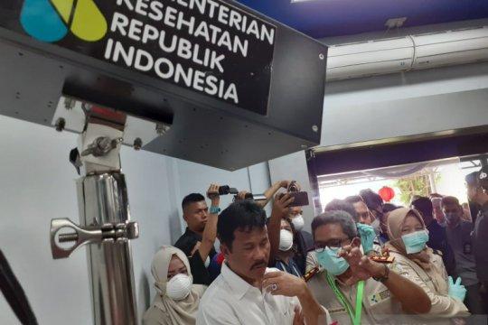 Total 8 petugas KKP Batam terinfeksi virus corona