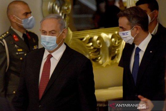 Yunani, Israel teken kesepakatan longgarkan pembatasan perjalanan