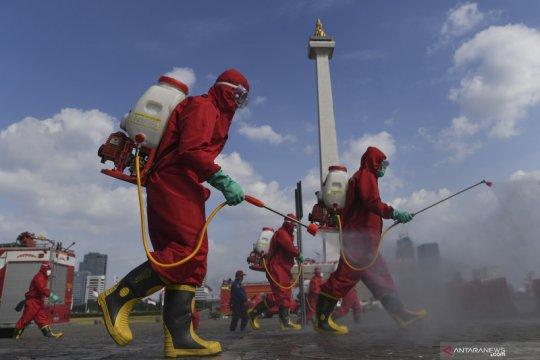 Pemkot Jakarta Utara batasi peserta upacara HUT DKI Jakarta