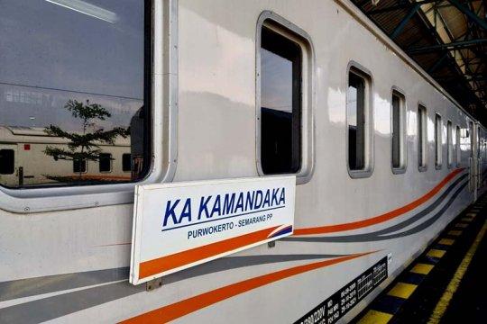 KAI Purwokerto: KA Kamandaka kembali layani masyarakat mulai 19 Juni