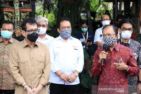 Menparekraf apresiasi kesiapan Bali tarik kepercayaan publik