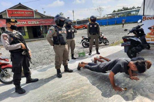 Kabupaten Wonosobo gelar operasi masker di titik-titik keramaian
