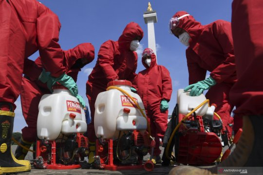 493 tahun, Jakarta tangguh di tengah wabah COVID-19