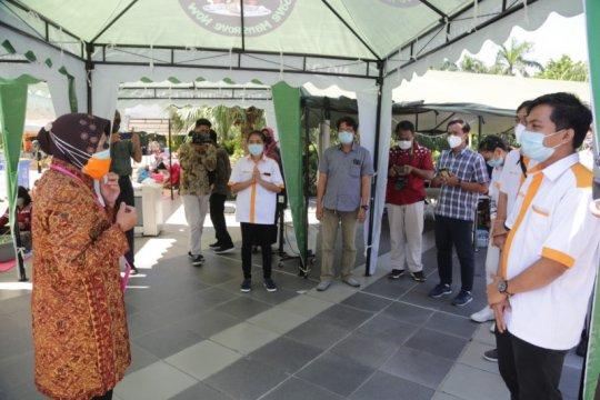Dua unit mobil laboratorium PCR BNPB akhiri tugasnya di Surabaya