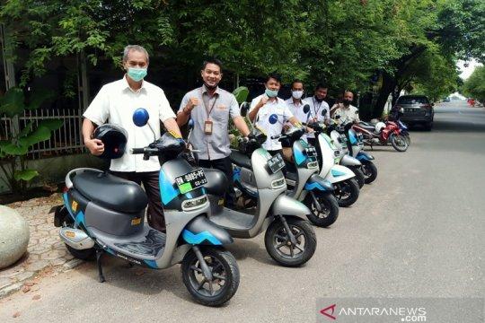 PLN sosialisasikan pemanfaatan motor listrik kepada BUMN