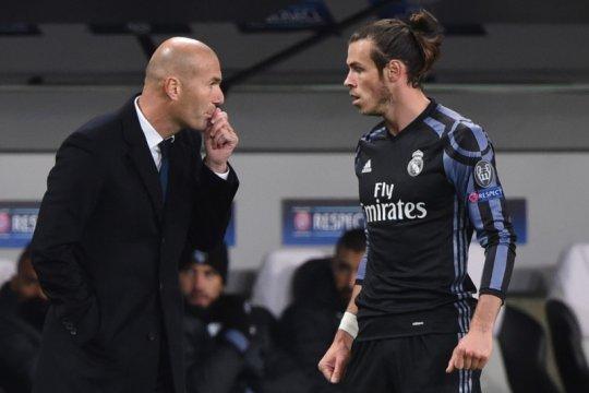 Zidane bantah hubungan buruk dengan Gareth Bale