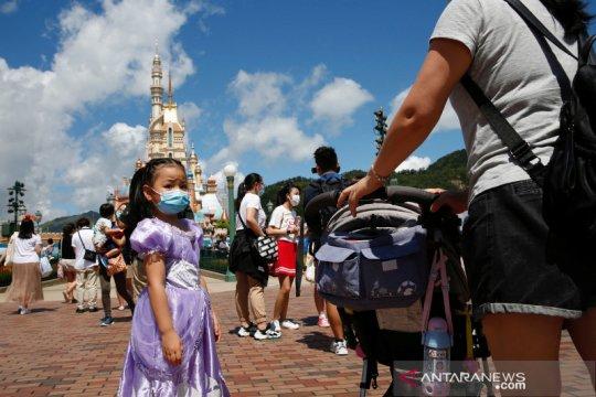 Disneyland Hong Kong mungkin segera dibuka kembali