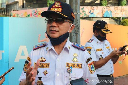 Pemprov DKI Jakarta larang PKL di car free day PSBB transisi