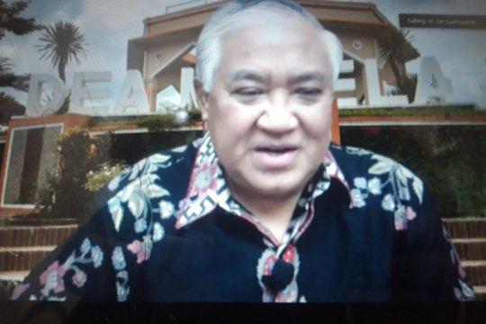Din Syamsuddin: Pendidikan karakter penting saat dan setelah pandemi