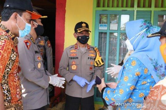 Kapolda Bengkulu pastikan pemakaman jenazah COVID-19 sesuai protokol
