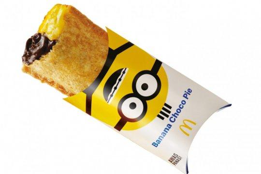 McDonald's punya menu baru, ada Minions dan cita rasa Jepang