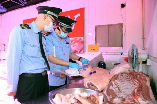 Pemerintah China perketat keamanan pangan untuk warga