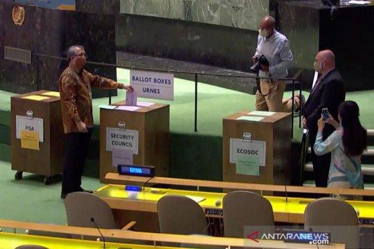 Terpilih sebagai anggota ECOSOC, Indonesia akan majukan Agenda 2030