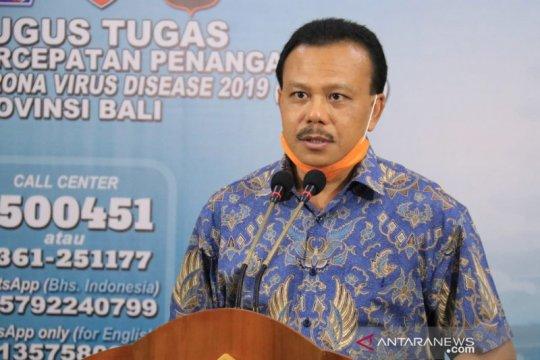 Kasus positif COVID-19 di Bali bertambah 66 orang