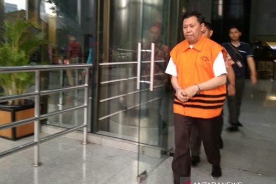 Mantan Dirut PTPN III dieksekusi ke Lapas Sukamiskin