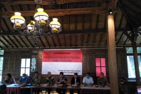 Kasus KSP Indosurya dinilai dapat hilangkan kepercayaan pada koperasi