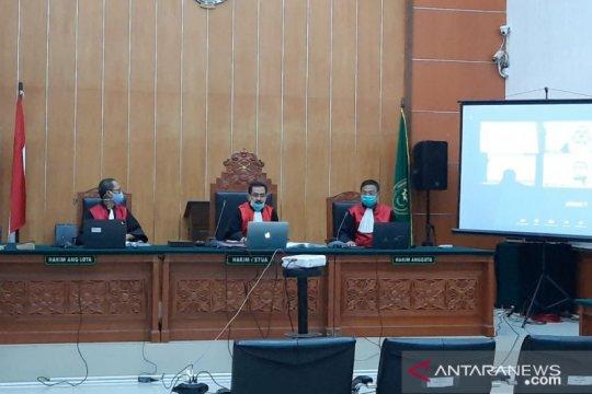 Penusuk Wiranto nyatakan dirinya tak terlibat aksi terorisme