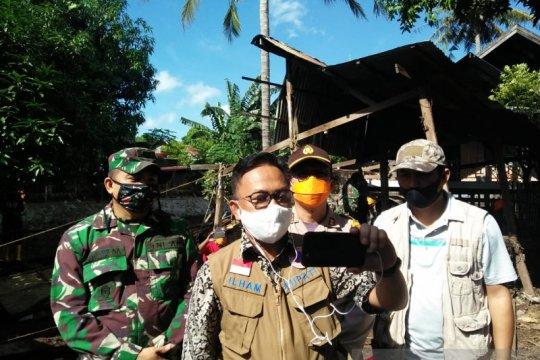 JK pastikan kondisi Bantaeng usai banjir lewat panggilan video
