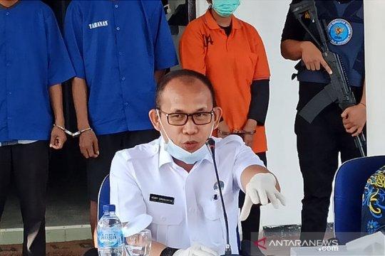 BNNP Kaltara musnahkan barang bukti sabu-sabu dua kilogram